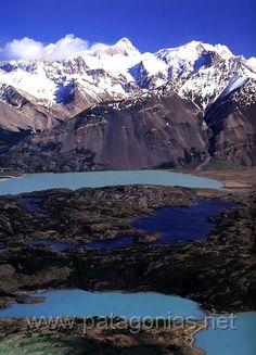 Lago_Belgrano.jpg - Belgrano lake - Picture of Patagonia