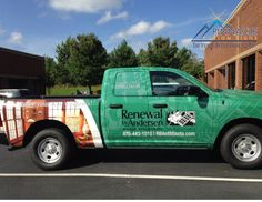 Renewal by Anderson Truck Wrap