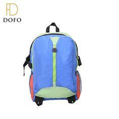 OEM design branded name fashion children backpack school bag