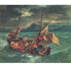 La mer de Galilée