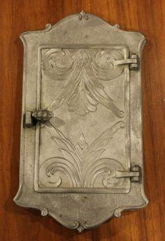 Dorgril Speakeasy Door Knocker Peephole Art Deco In Antiques, Architectural  U0026 Garden, Hardware,