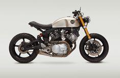 Norman Reedus' custom Yamaha