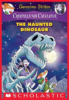 The enchanted charms the seventh adventure in the kingdom of the haunted dinosaur a geronimo stilton adventure creepella von cacklefur kobo ebook fandeluxe Image collections