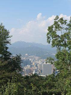 https://flic.kr/p/g6TXmp | View from Seoul Tower | Seoul, Korea