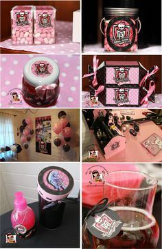 Monster high party http://lembrancaespecial.blogspot.com