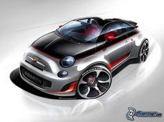 Fiat 500 Abarth concept
