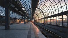 Germany, Berlin-Spandau Berlin-Spandau Railway Station Berlin Station, Berlin Germany, Louvre, Things To Come, Train, Architecture, City, Building, Places