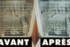 Dishwasher not cleaning? Here are three easy steps to help you figure out how to clean your dishwasher, dishwasher drain and dishwasher filter. Dishwasher Filter, Cleaning Your Dishwasher, Deep Cleaning, Cleaning Hacks, Cleaning Solutions, Vicks Vaporub, Clean Your Washing Machine, Baking Soda Vinegar, Professional Cleaners