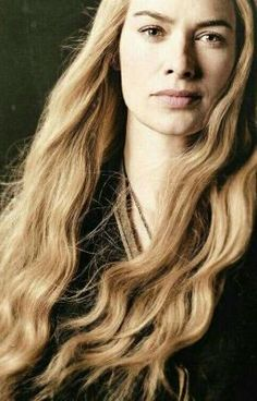 Game of Thrones - Cast - Lena Headey as Cersei Lannister Cersei Lannister, Daenerys Targaryen, Lena Headey, Queen Cersei, Hbo Tv Series, My Sun And Stars, Game Of Thrones Fans, Game Of Thrones Cersei, Winter Is Here