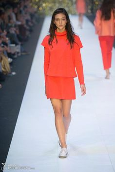 View all the catwalk photos of the Kuwaii autumn (fall) / winter 2015 showing at Melbourne fashion festival.  Read the article to see the full gallery.