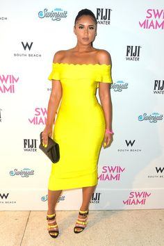 Darnell Nicole Photos Photos - Darnell Nicole attends Sports Illustrated and Wall present SWIMMIAMI 2017 Opening Party Backstage/Front Row at WET Deck at W South Beach on July 20, 2017 in Miami Beach, Florida. - Sports Illustrated And Wall Present SWIMMIAMI 2017 Opening Party - Backstage/Front Row