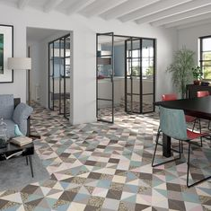BRENTA MULTICOLOR - designer Floor tiles from VIVES Cerámica ✓ all information ✓ high-resolution images ✓ CADs ✓ catalogues ✓ contact..