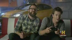 Tanner Foust rolls up on Rut playing Forza Motorsport 5. It's so realistic that Tanner just has to give it a go.- iSpot.tv