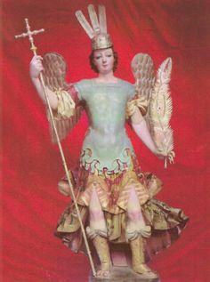 Chicano, Western Caribbean, Mesoamerican, St Michael, Westerns, Catholic, Princess Zelda, Painting, Fictional Characters