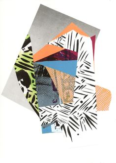 collage by scott massey, via Behance