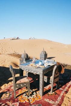 Luxury Glamping Adventure in the Sahara Desert, Morocco