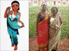 Mushanana : Rwandan Traditional Clothing
