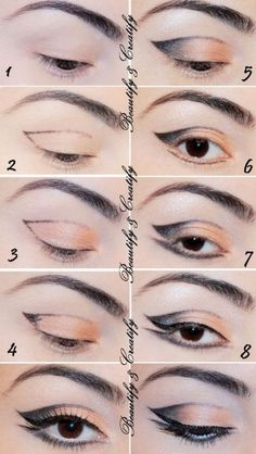We all have to admit that cat eye makeup is really being popular with its amazing look. It has many styles and we can wear it for many occasions. Today, we've rounded up 16 wonderful cat eye makeup tutorials, which will help you to learn how to get a perfect cat eye makeup in this[Read the Rest]