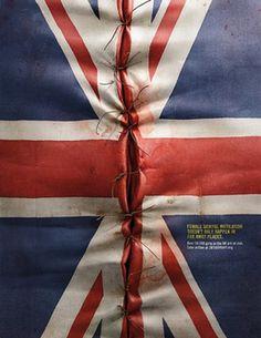 Une campagne choc pour alerter les Européens sur la pratique de l'excision