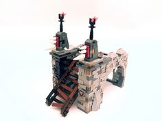 Legends of Chima: Wolf Tower WIP | WIP Legends of Chima MOC … | Flickr