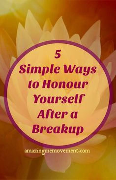 How to forgive yourself after a breakup