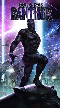 100 Best Black Panther Images In 2020 Black Panther Panther Black Panther Marvel