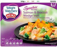 276 calories per pack Slimming World Syns, Slimming World Recipes, Salmon And Broccoli, Syn Free, Weight Watchers Meals, Fitness Diet, Snack Recipes, Frozen, Food And Drink