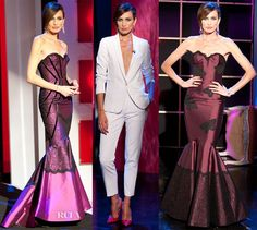 Nieves Alvarez In Zuhair Murad Couture, Andrew Gn & Pinko – Solo Moda