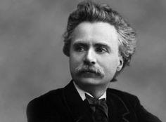 Edvard Grieg (15/06/1843 - 04/09/1907)