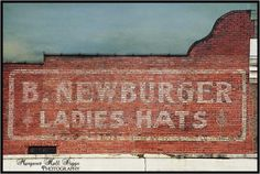 Ghost Signs of St. Joseph, MO « Ewenique