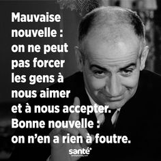 Quotes for Fun QUOTATION – Image : As the quote says – Description En fin …un peu Sharing is love, sharing is everything Famous Quotes, Love Quotes, Funny Quotes, Inspirational Quotes, Maila, Quote Citation, French Quotes, Positive Attitude, Some Words