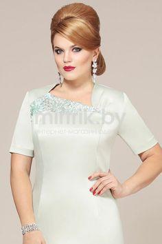 3691 серо-салатовый Mira Fashion