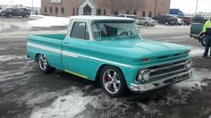 64 Chevy C10 by Outlaw Upholstery in Lakeville MN . Click to view more photos and mod info.