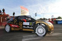 Rallye de France Alsace 2013 - Citroën Total Abu Dhabi World Rally - Drifting with OZ Racing + S. Loeb & D.Elena #OZRACING