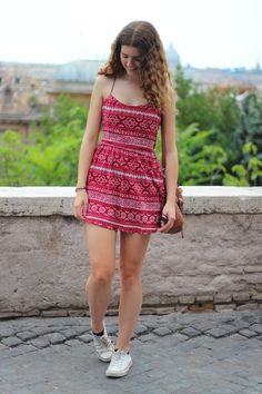 A Fashion Way of Life: Outfit | Rome