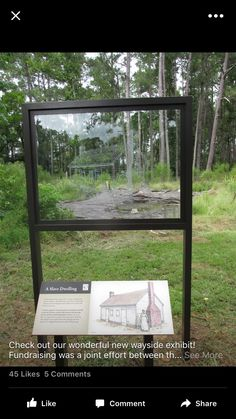 clear etching that shows picture on a landscape Museum Exhibition Design, Design Museum, Parking Design, Signage Design, Historical Architecture, Landscape Architecture, Trade Show Design, Wayfinding Signs, Outdoor Signage