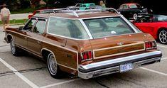 1974 Chevy Caprice Estate Wagon