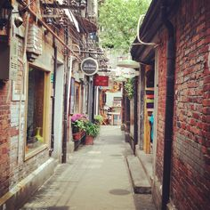 Shanghai, French Concession