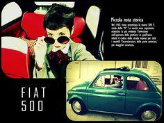 FIAT 500 driver dominique fidanza