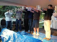 Beer Stein Holding Contest - Men Beer Stein, Olympics, Bar, Oktoberfest, Beer Mugs