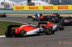 Manor - Merhi, ¿qué pasará tras el GP de España?