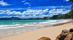 Bang Tao Beach in Phuket....Thailand