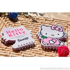 Libreta Hello Kitty - TWO CATS IN A BASKET