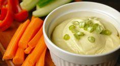 Dipsaus met Philadelphia en kerrie, Griekse yoghurt, mayo, gemberpoeder etc. - Lovemyfood.nl