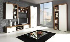 Mobilier camera de zi Salford 2 | Zondo.ro Samba, Salford, Entryway, Wall, House, Furniture, Design, Home Decor, Living