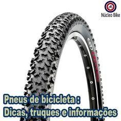 Pneus de bicicleta são fundamentais no rendimento e segurança do ciclista, confira nesta reportagem, Dicas, truques e informações sobre pneus de bike