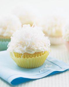 Coconut Cupcakes | Cuisine at home eRecipes