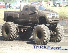 Dodge Ram Monster trucks