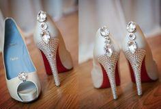 Christian Louboutin OFF!>> Awesome Shoes From Designer Wedding Shoes Christian Louboutin-Recommended Brand and Designer Wedding Shoes to make You Look More Gorgeous Designer Wedding Shoes, Bridal Wedding Shoes, Bridal Heels, Bridal Show, Dream Wedding, Wedding Attire, Wedding Dresses, Christian Louboutin Outlet, Red Louboutin