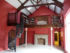 9 best staircases images on pinterest building construction and spiral staircase refurbishment by derry construction kent road harrogate 2009 malvernweather Choice Image